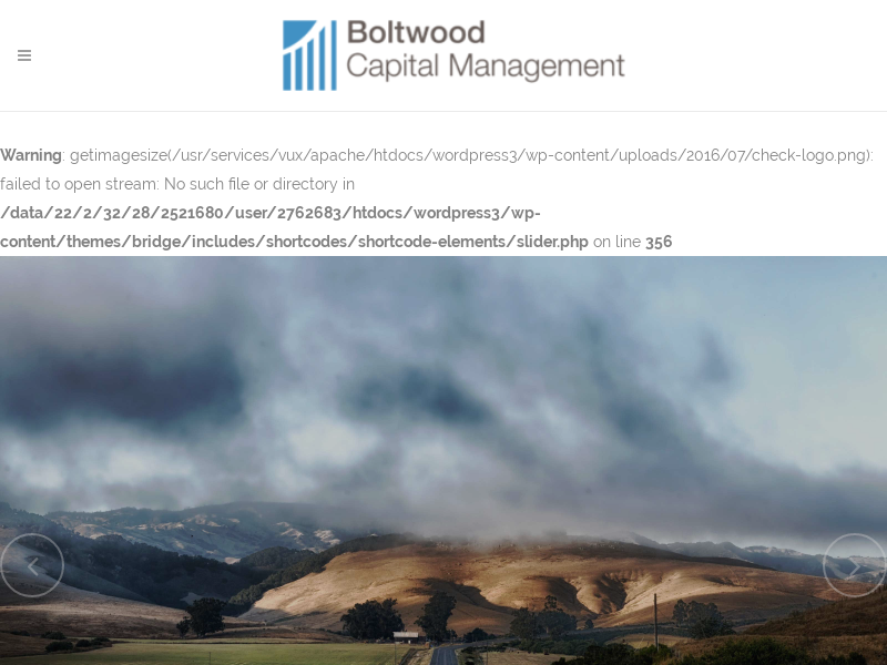 Boltwood Capital Management   Boltwood Capital Management