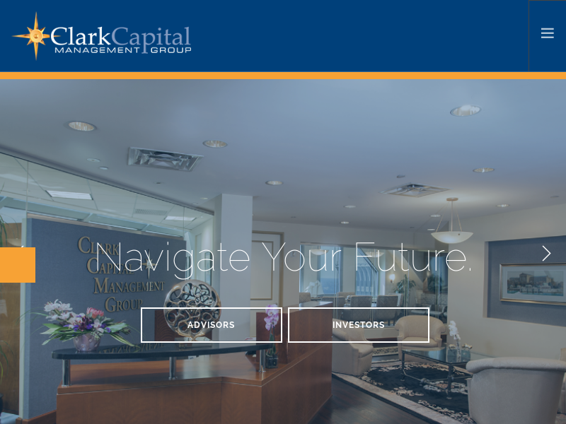 Clark Capital Management Group – Navigate Your Future. Enjoy the Journey.