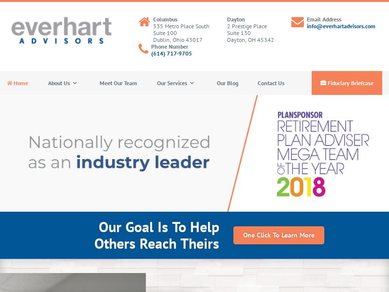 Everhart Advisors – An Independent 401k Advisory Team