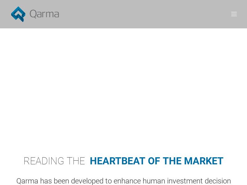 Technology – Qarma Technology