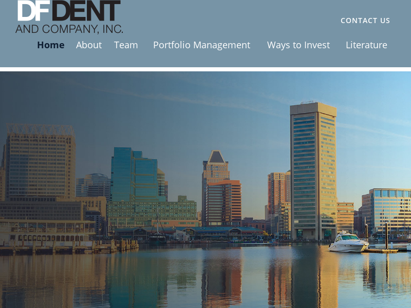 Home - D.F. Dent & Co., Inc.
