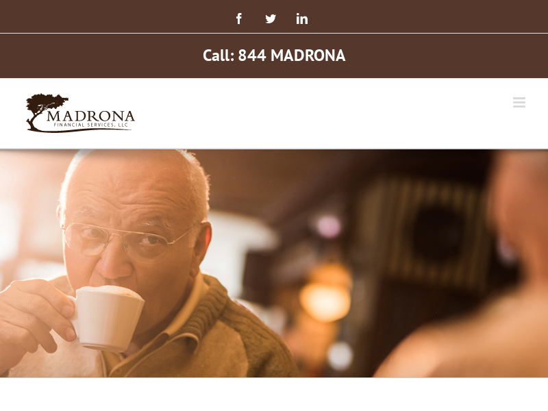 Madrona Financial | Financial Advisors In Washington, Retirement, Tax, & Washington CPA Services