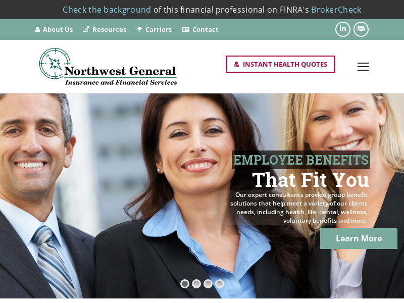 Northwest General – Insurance and Financial Services