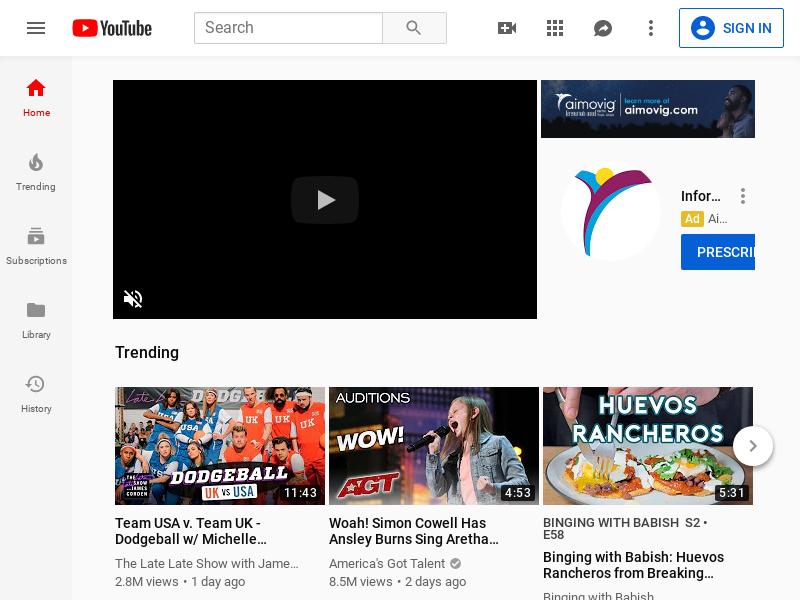 AB  - YouTube