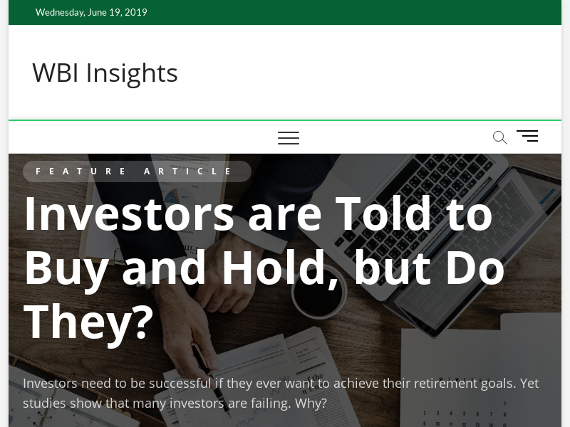 WBI Insights -
