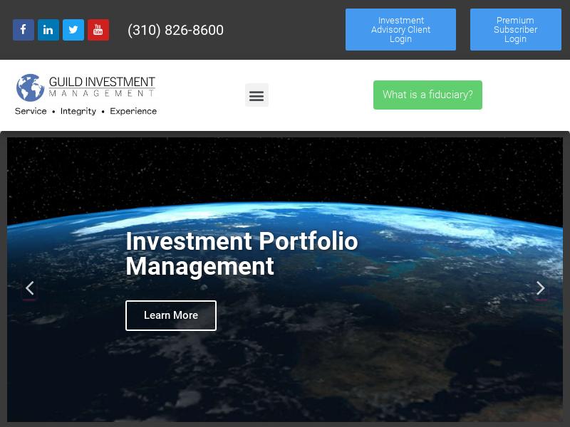 Guild Investment Management – Guild Investment Management