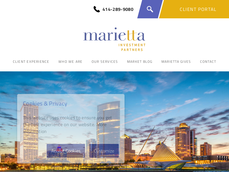 Marietta Investment Partners | Independent Investment Advisors