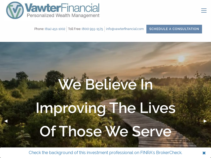 Home | Vawter financial