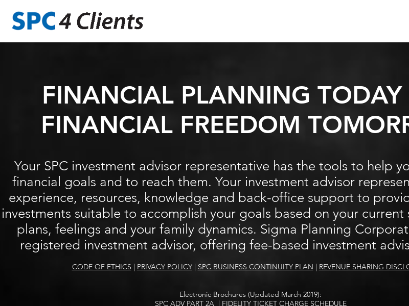 Sigma4clients