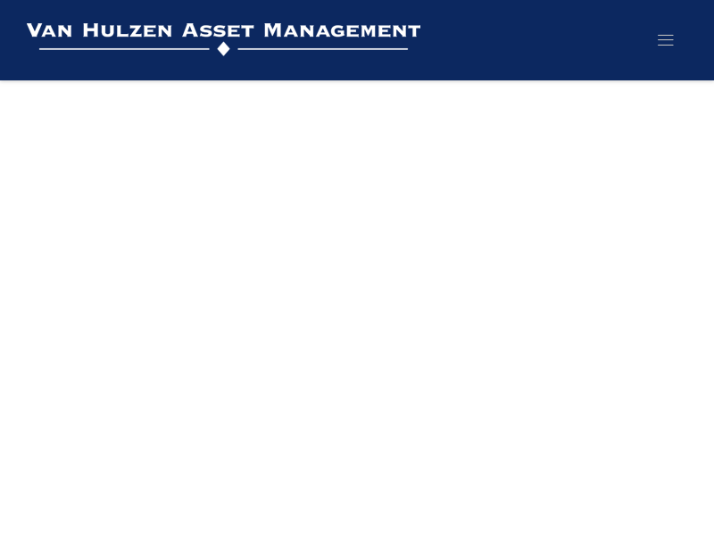 Investment & Financial Management from Advisors Who Care | Van Hulzen