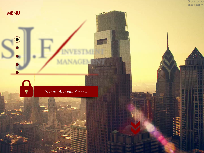 Wealth Managment | Rome | SJF Investment Management