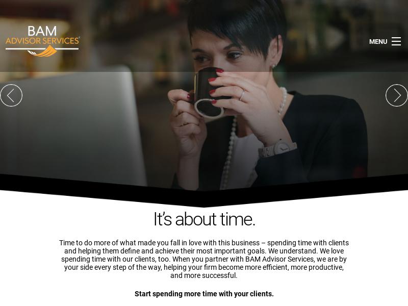 BAM Advisor Services | Wealth Management Partners