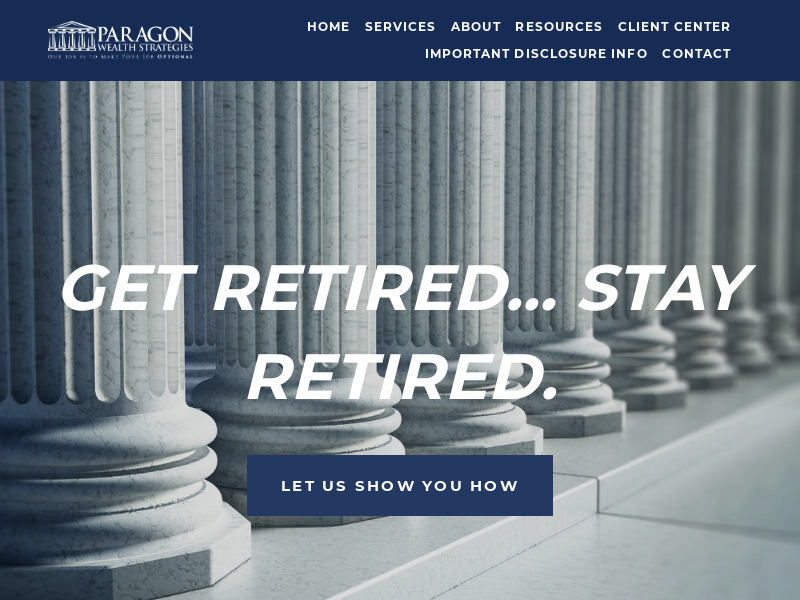 Fee Only Certified Financial Planner (CFP) Jacksonville & Ponte Vedra