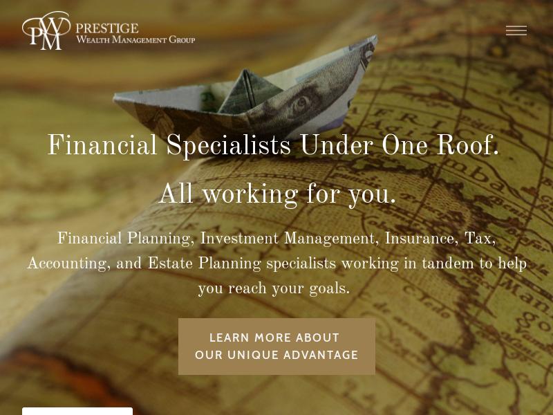 Prestige Wealth Management Group — Prestige Wealth Management Group | Wealth Management in New Jersey