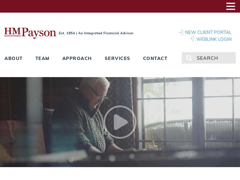 An Investment Advisory Firm, Portland Maine - H.M. Payson HM Payson