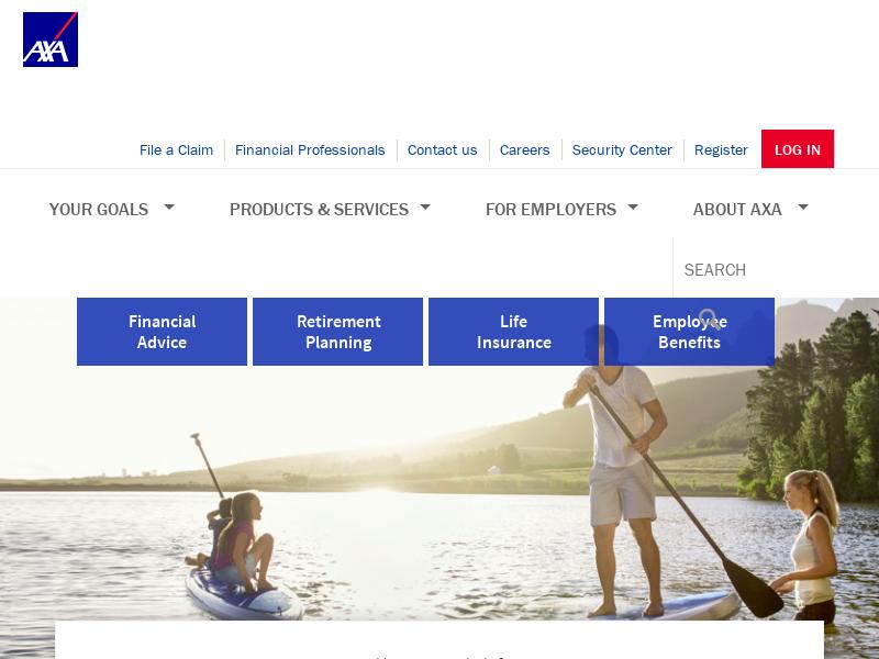 Advice. Retirement. Life Insurance. - AXA