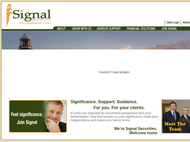 Signal Securities