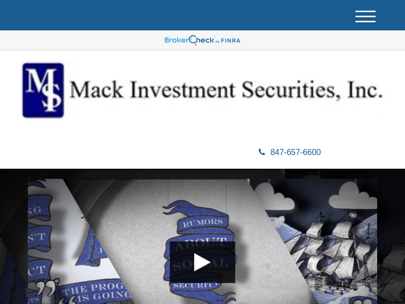 Home | Mack Investment Securities, Inc.