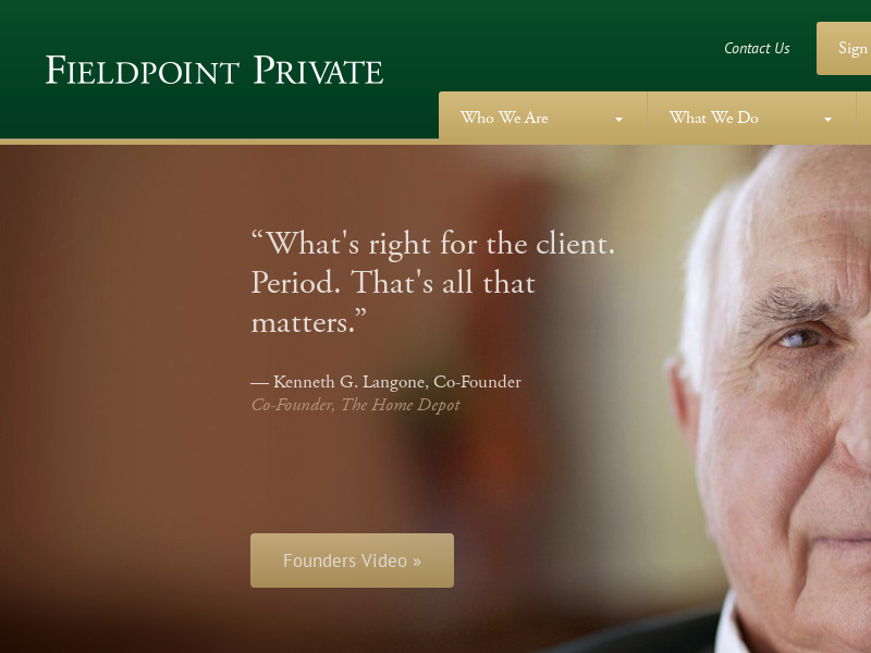 Welcome to Fieldpoint Private Securities