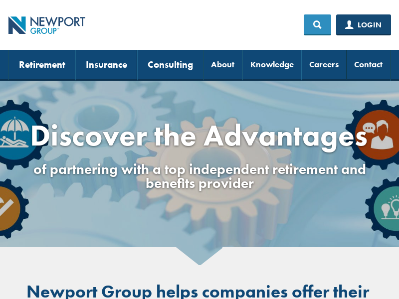 Newport Group: Retirement Plans, Insurance and Consulting Services | Newport Group