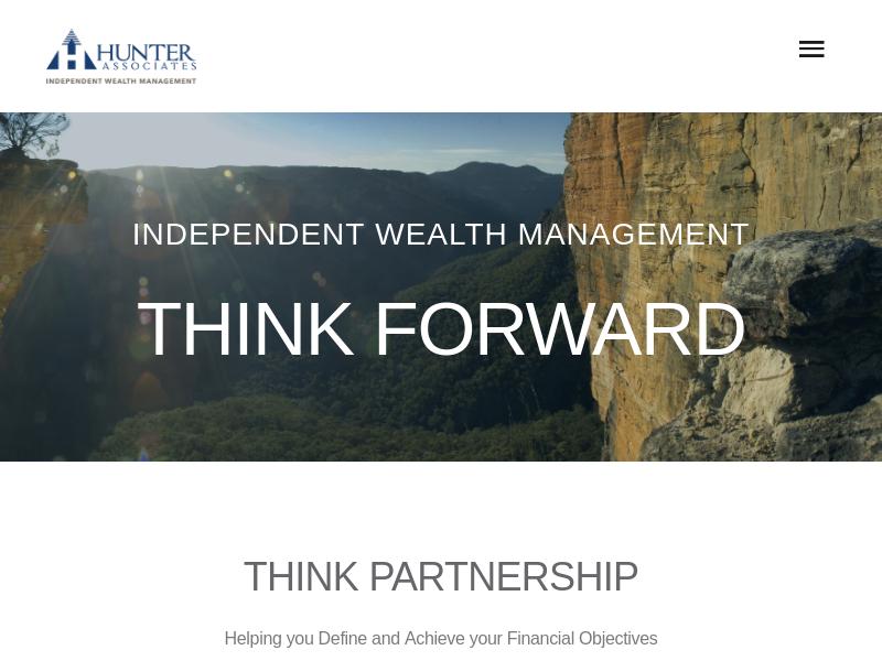 Hunter Associates - Independent Wealth Management