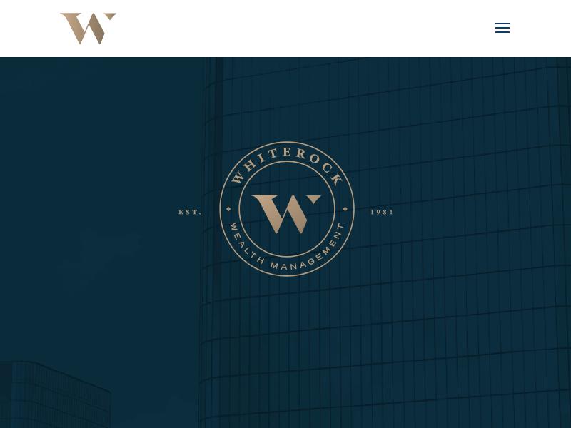 WhiteRock Wealth Management | Building Wealth Through Conservative Investment Management