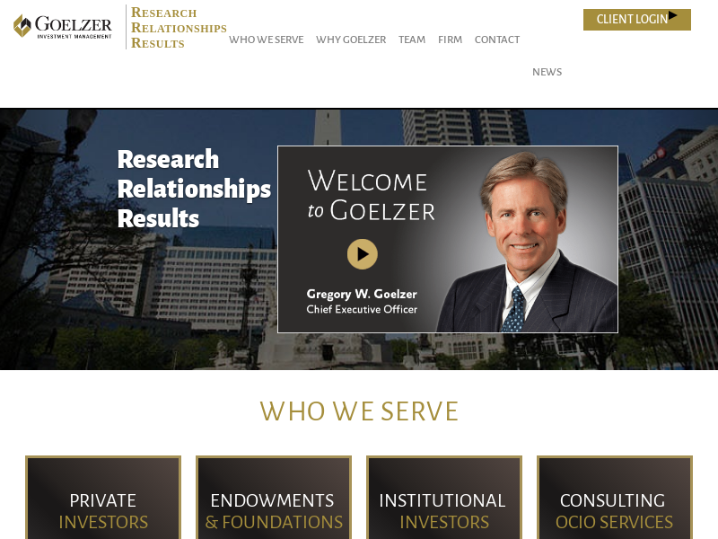 Indianapolis Investment & Wealth Management & Advisory | Goelzer