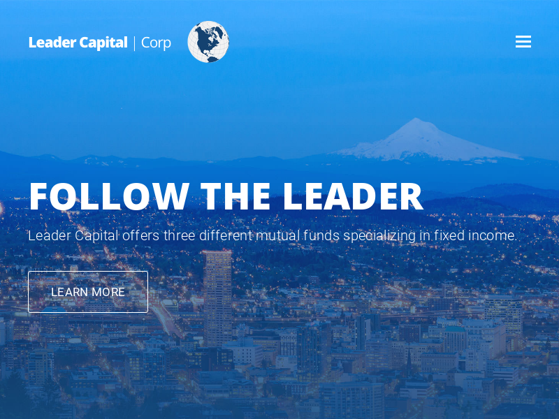Leader Capital Corp – Proven investment results and financial expertise