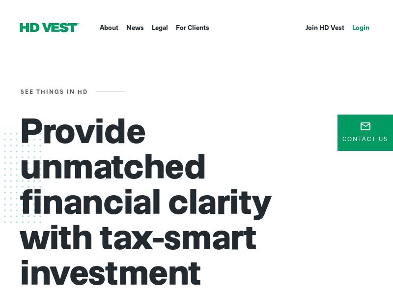 HD Vest - Tax-Smart Wealth Management