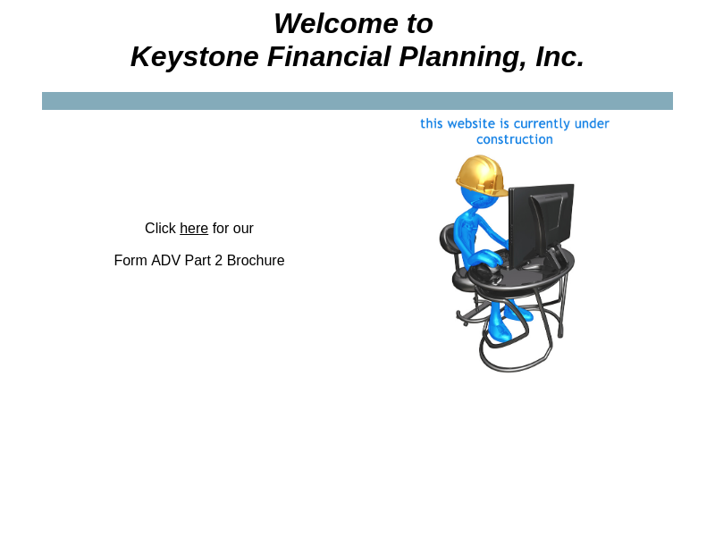 Keystone Financial Planning, Inc.