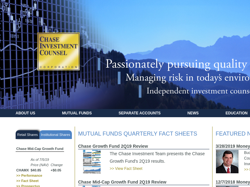 Chase Investment Counsel