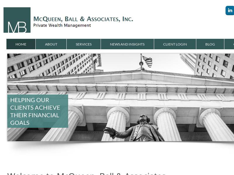 Wealth Management & Financial Planning Bethlehem - McQueen, Ball & Associates