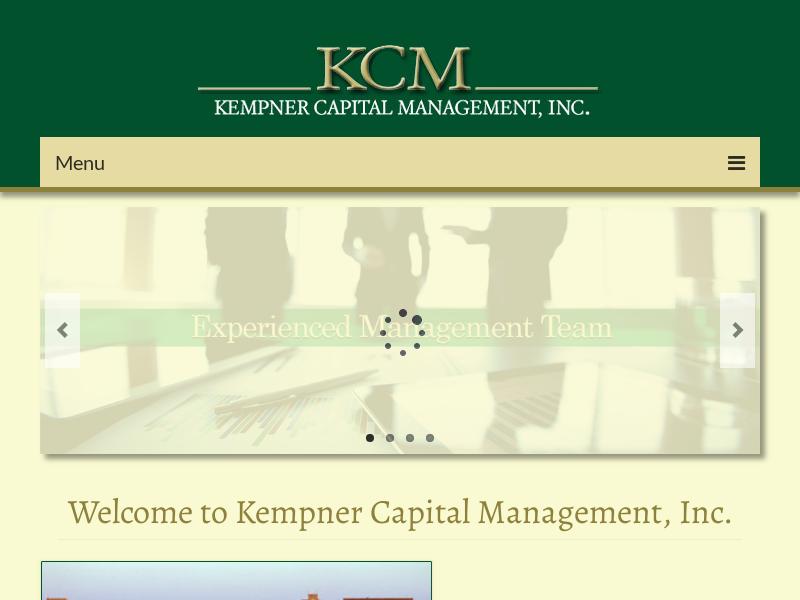 Kempner Capital Management
