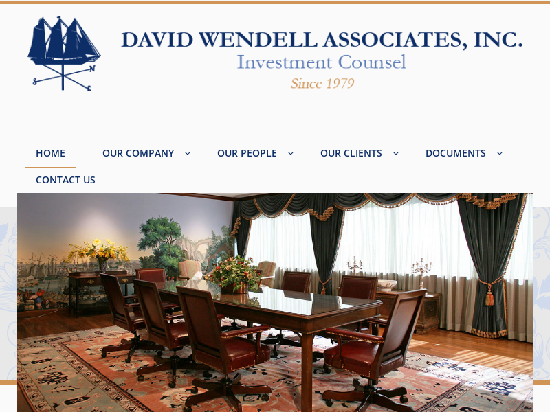 David Wendell Associates, Inc. – Investment Counsel
