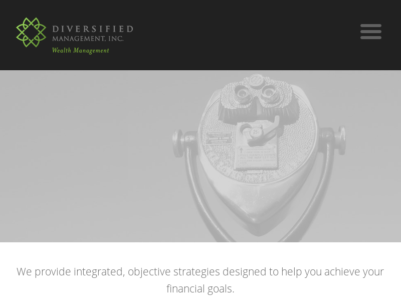 Home - Diversified Management Inc. - Wealth Management & Financial Planning in Milwaukee, Wisconsin