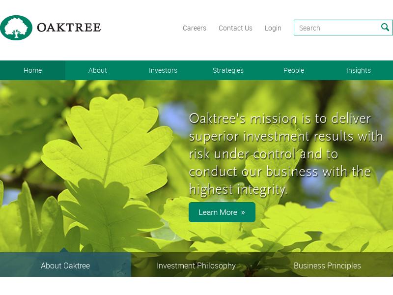 Oaktree Capital
