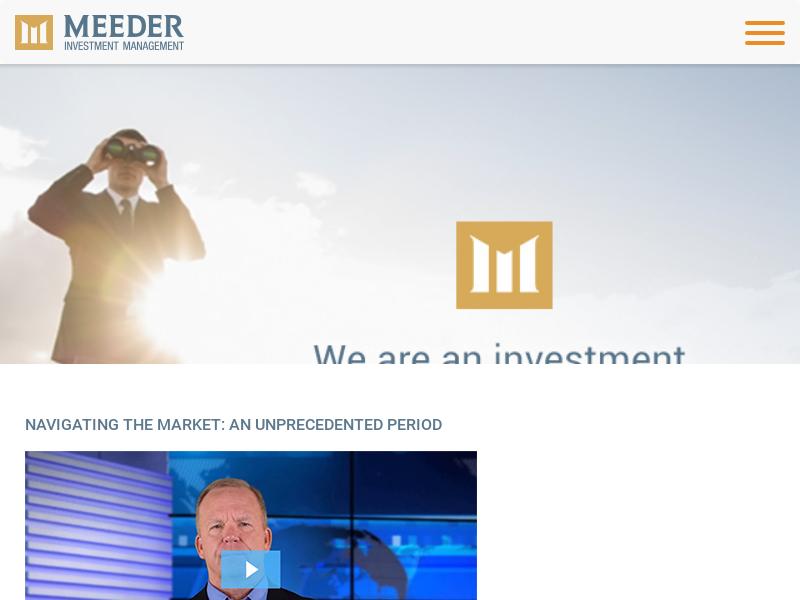 Meeder Investment Management - Meeder Investment Management