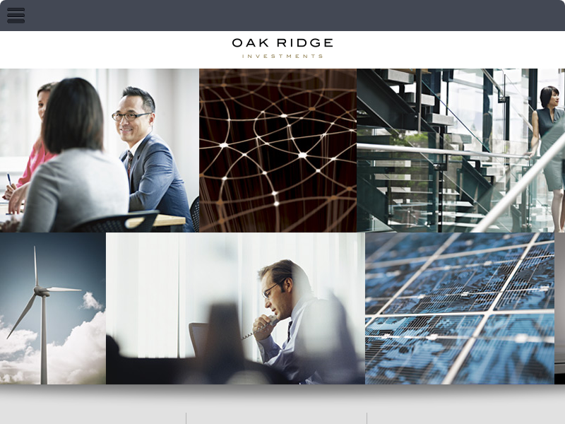 Oak Ridge Investments