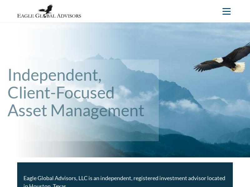 Eagle Global Advisers