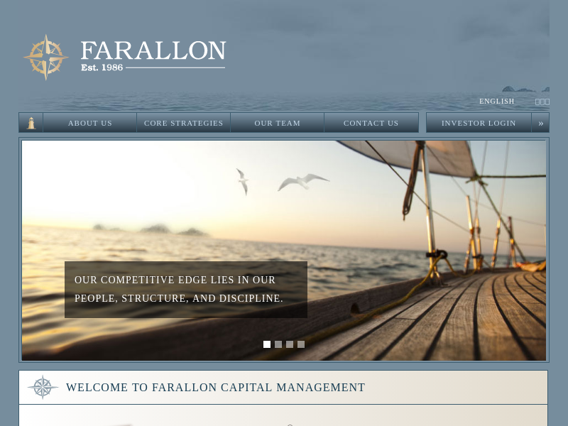 Farallon Capital Management, L.L.C. | Farallon Capital Management, L.L.C.