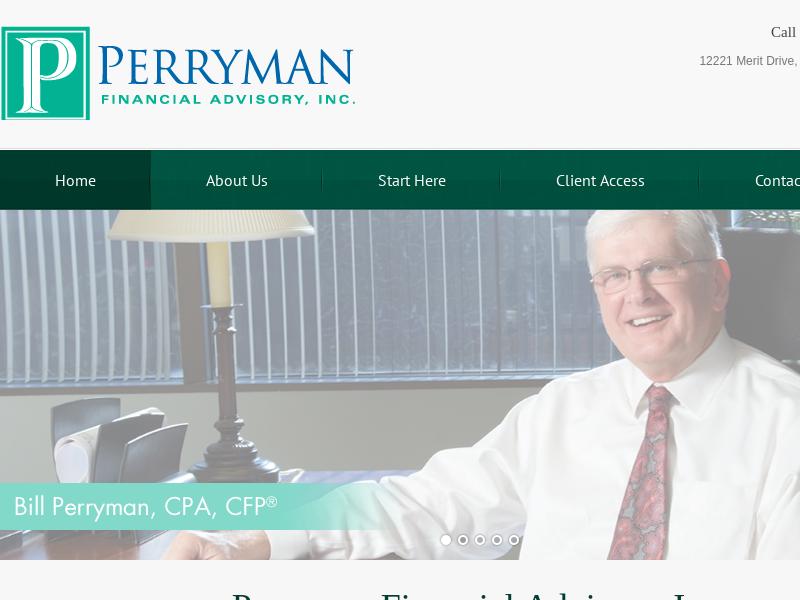 Perryman Financial Advisory