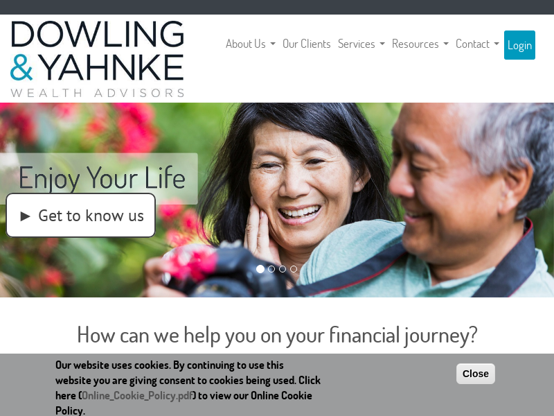Dowling & Yahnke | Wealth Management