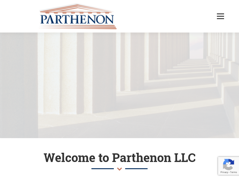 Parthenon, LLC – Providing philosophically sound, reasoned investment guidance coupled with exceptional personal service.
