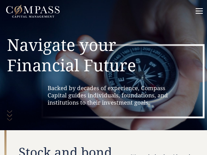 Compass Capital - Navigate Your Financial Future