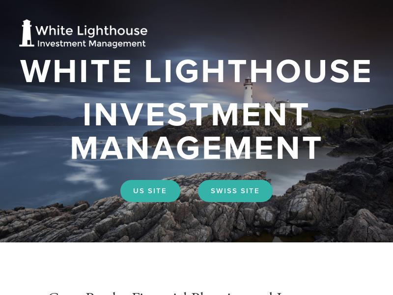 White Lighthouse Investment Management
