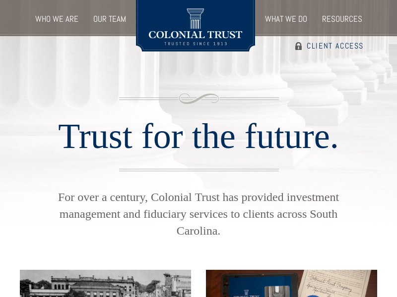 Colonial Trust