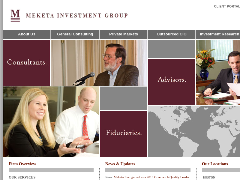 Meketa Investment Group: Consultants, Fiduciaries, Advisors