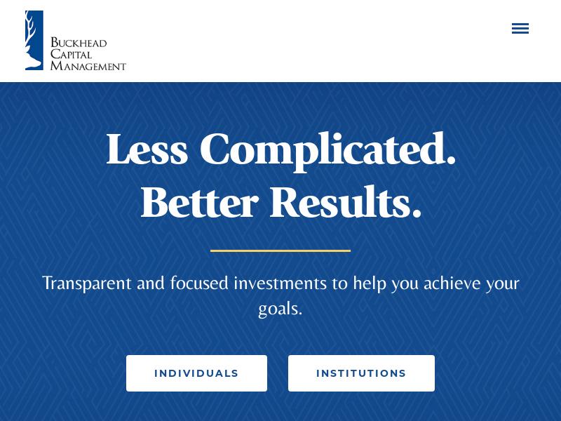 Investments Atlanta   Buckhead Capital