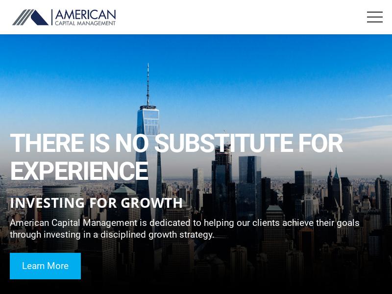 American Capital Management
