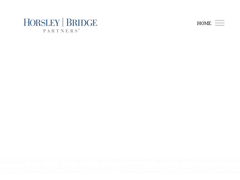 Horsley Bridge Partners | Technology Private Equity Funds | San Francisco, Beijing, London